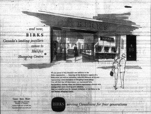 Half Century of Halifax Shopping Centre