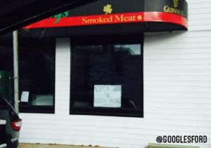 Greek Village iscoming backagain but this time on Agricola in the former Sully's near Bloomfield