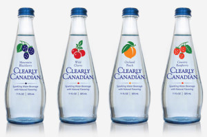 If you were a fan of Clearly Canadian , you'll be happy to know its coming back to stores