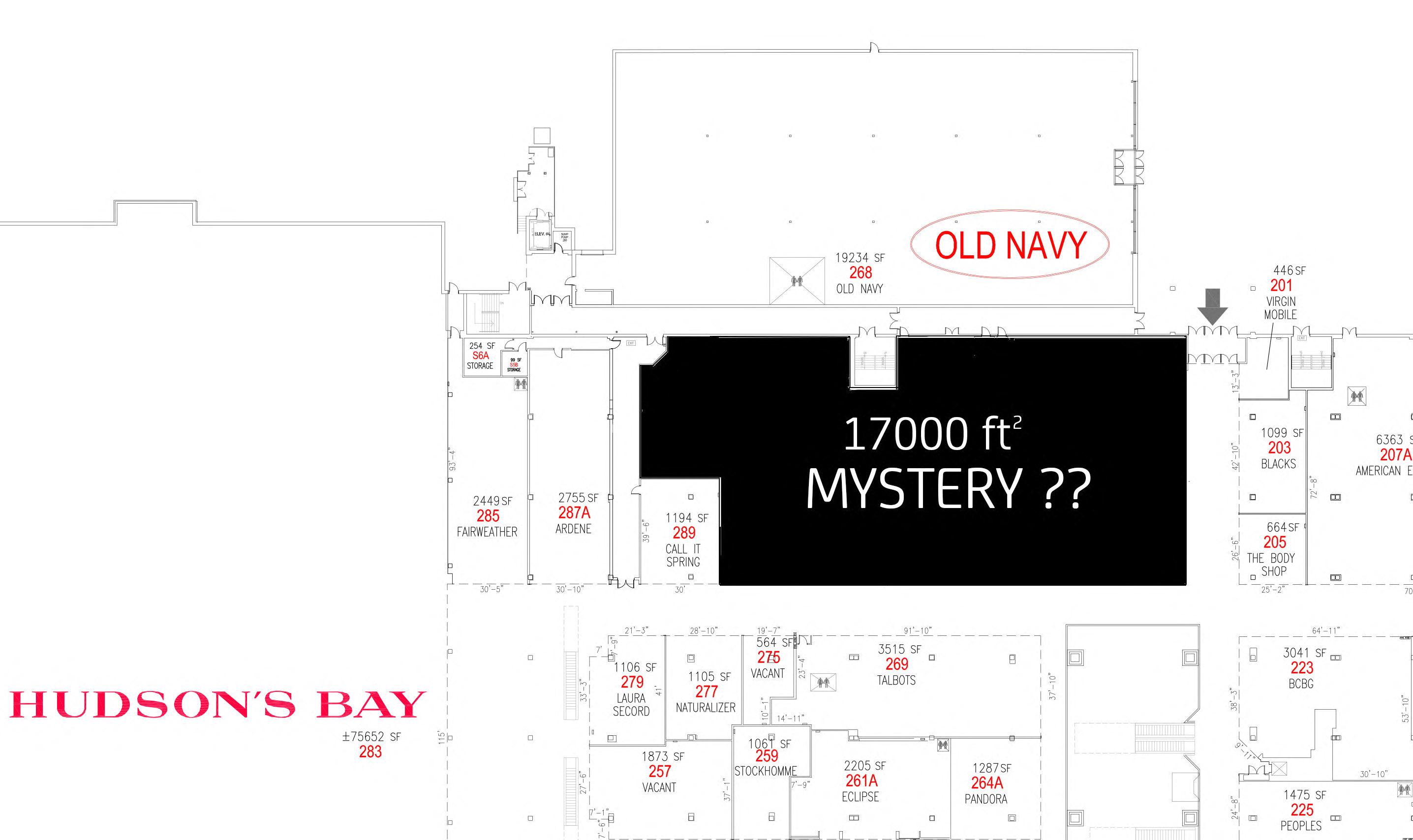 Mic Mac Mall Map mic mac mystery * Halifax ReTales