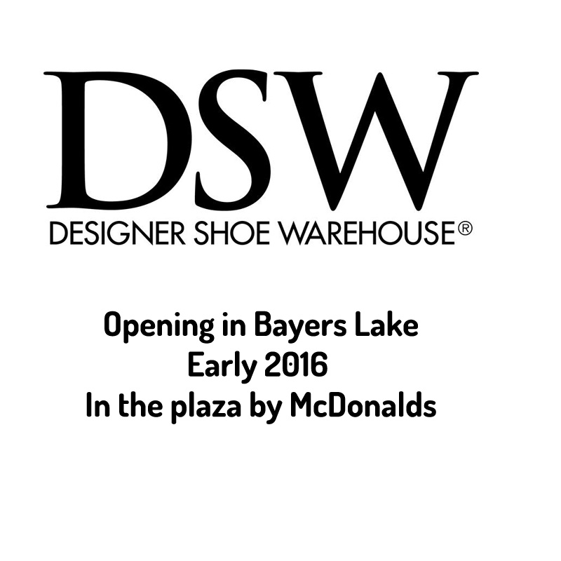 DSW Coming, Vinnie's Closes, Poutine Fest