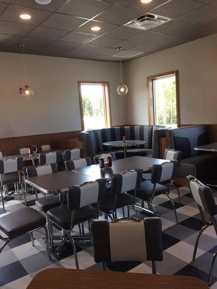 50s Diner, Montreal Bagels, Halalifax