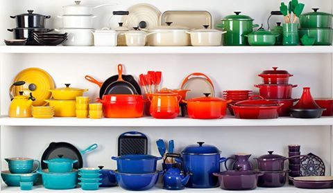 Le Creuset, Stores on the Move, IKEA and PJ's?