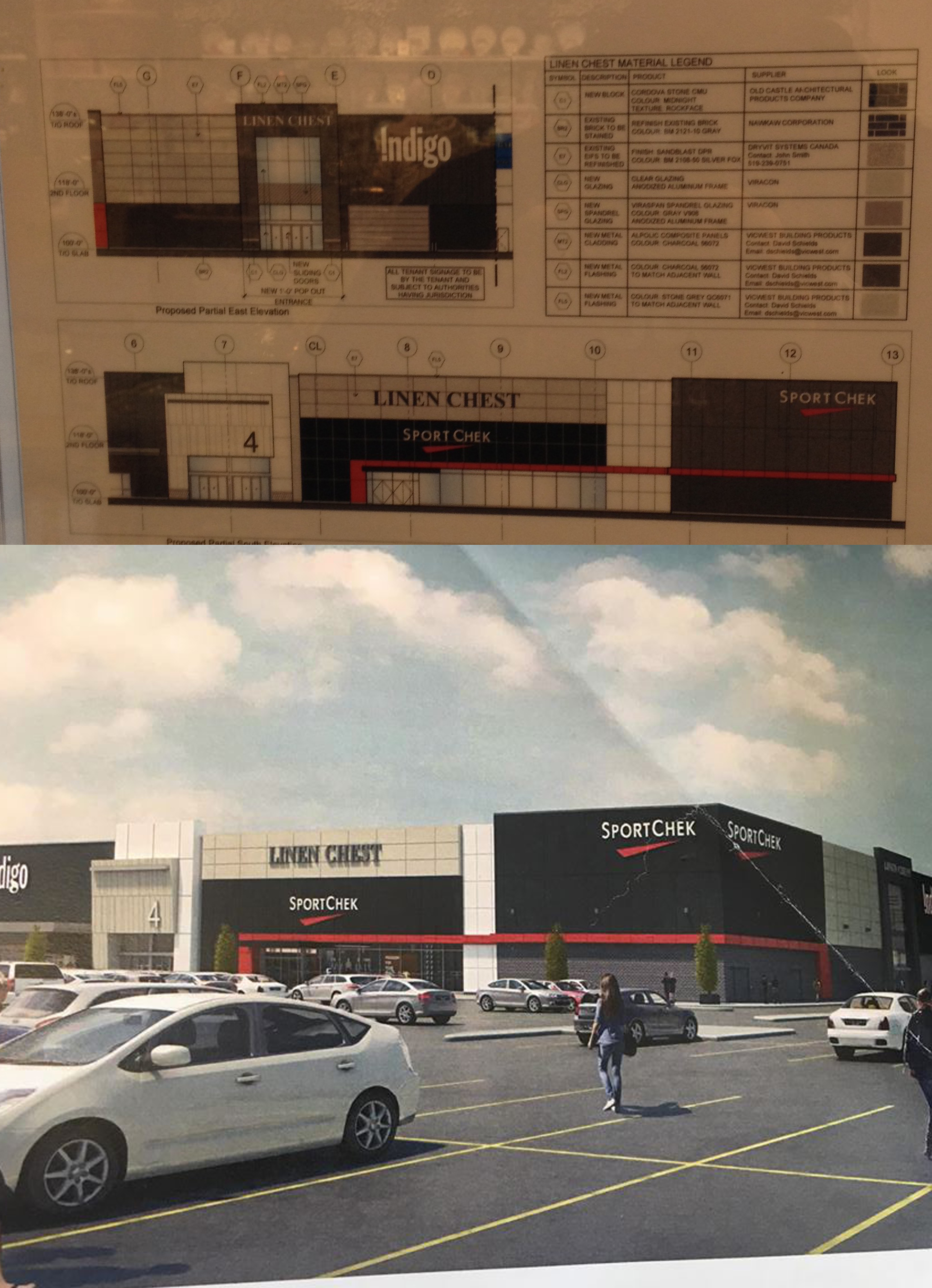 Mic Mac Mall Map Ivanhoé Cambridge Announces Significant Renovation of Mic Mac Mall
