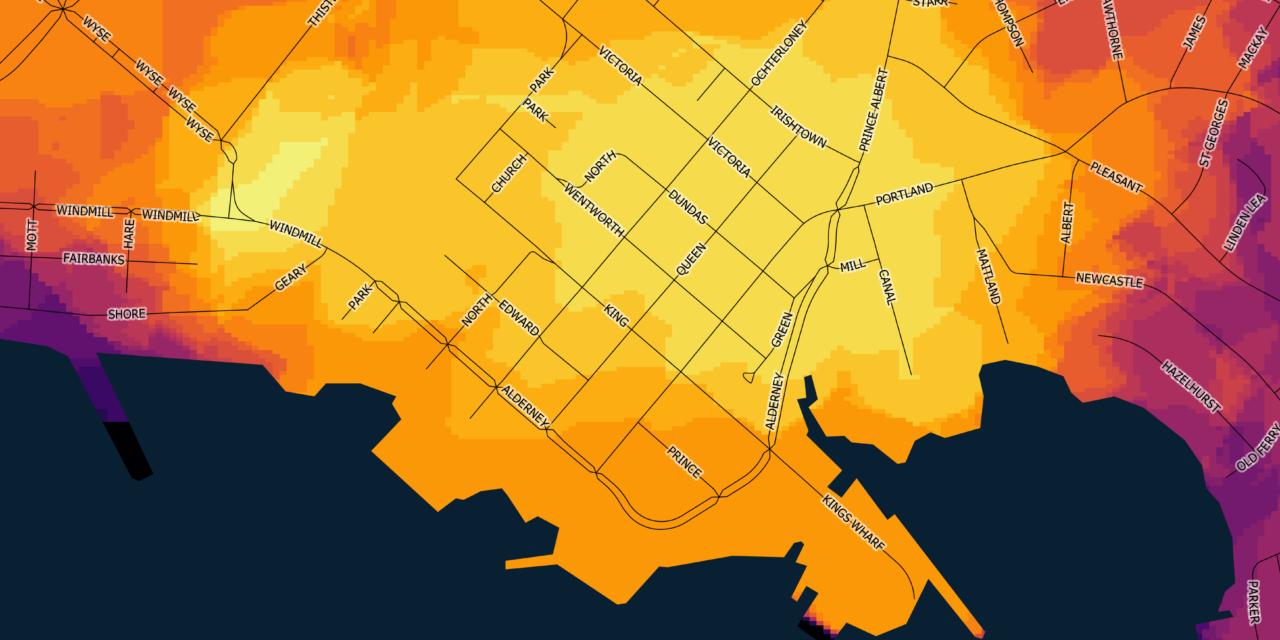 10-minute Neighbourhoods