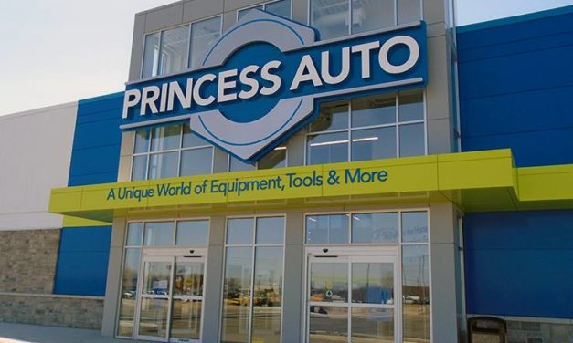 Princess Auto, Cafe L'Acadie, Taco Lina