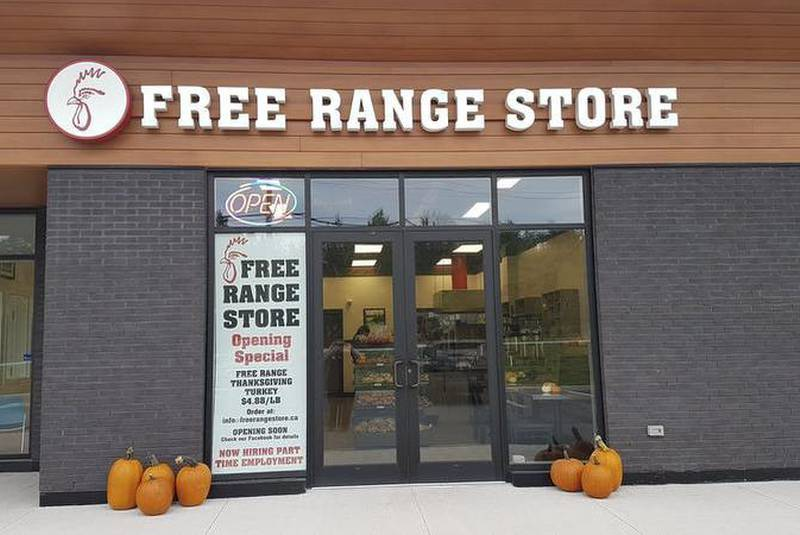 Free Range, BBQ, Wicker