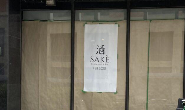 Sake, Ruffles and Tassels, Boo