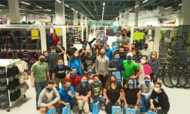 Decathlon Opens, Seventy3 Closes